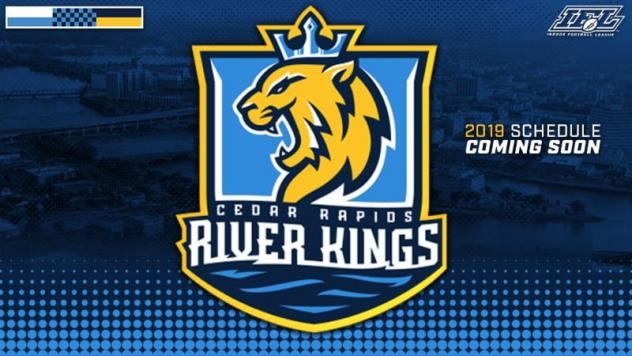 Cedar Rapids River King primary logo
