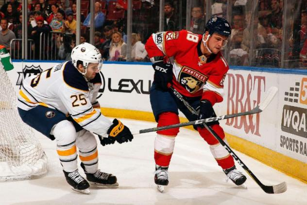 Florida Panthers forward Micheal Haley