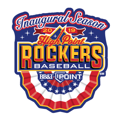 High Point Rockers Inaugural Season logo