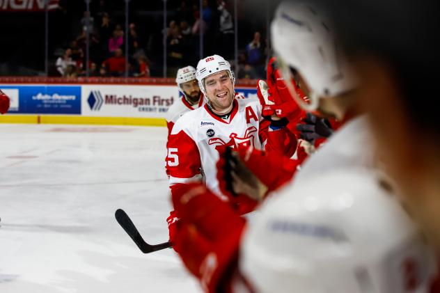 Grand Rapids Griffins LW Chris Terry