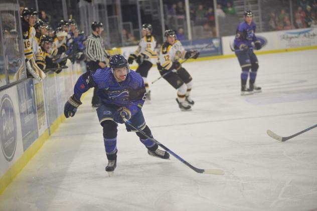 Blake Bride of the Sioux Falls Stampede