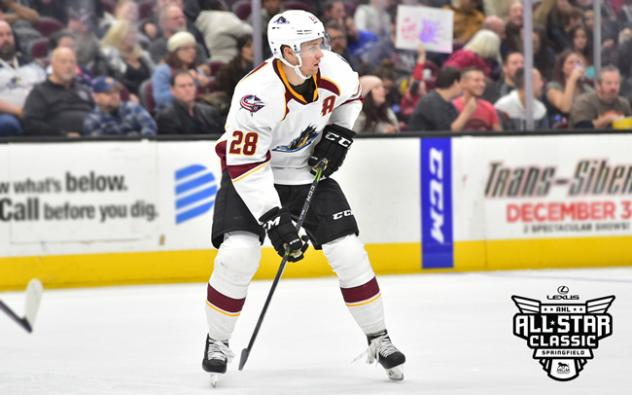 Cleveland Monsters center Zac Dalpe
