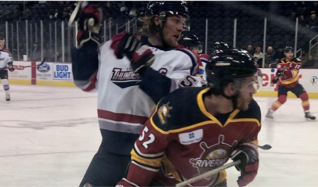 Thunderbolts Fall to Rivermen in First Game of Series ... | 632 x 373 jpeg 36kB