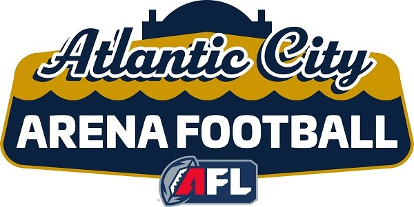 Atlantic City Arena Football League logo