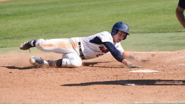 Billy Cook with Pepperdine University