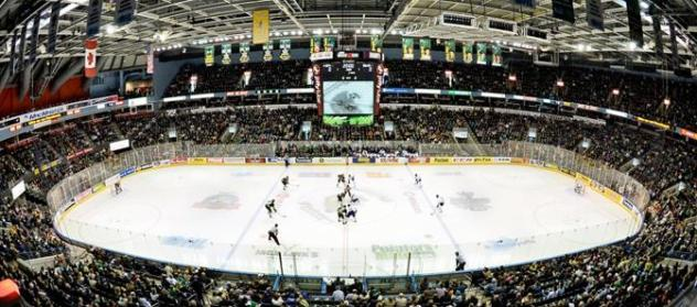 Budweiser Gardens, home of the London Knights