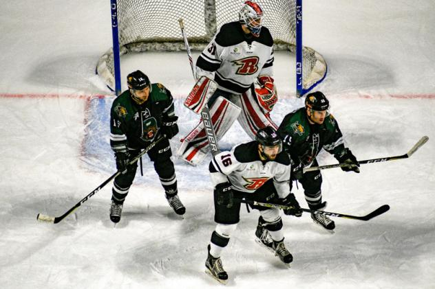 Utah Grizzlies vs. the Rapid City Rush