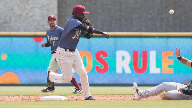 Frisco RoughRiders try to turn two