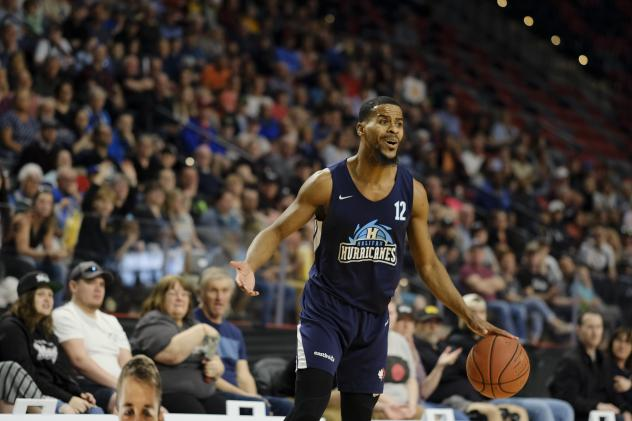 Halifax Hurricanes point guard Cliff Clinkscales