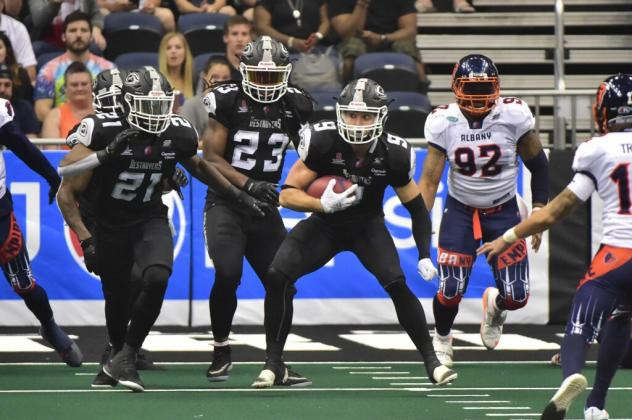 Columbus Destroyers vs. the Albany Empire