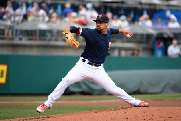 Tacoma Rainiers pitcher Justus Sheffield