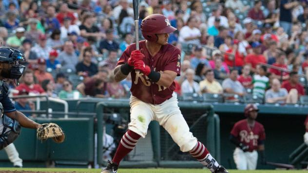 Christian Lopes of the Frisco RoughRiders