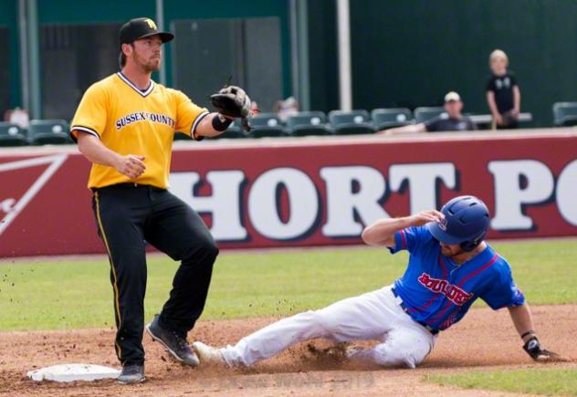 Rockland Boulders vs. the Sussex County Miners