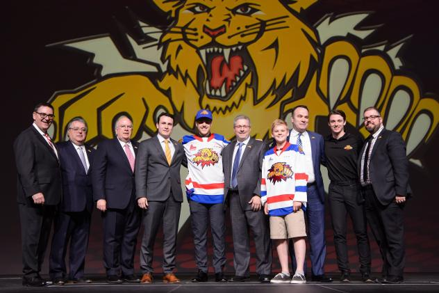 Wildcats Select Zachary L'Heureux 3rd at the 2019 QMJHL Entry Draft