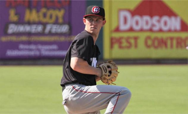 Chattanooga Lookouts pitcher Tyler Jay
