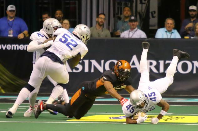 Arizona Rattlers upend the San Diego Strike Force