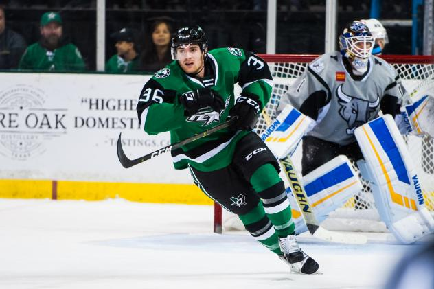 Texas Stars vs. the San Antonio Rampage
