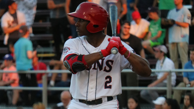 Armond Upshaw went 4-for-4 and delivered the walk-off single in the Hagerstown Suns' win over Hickory Friday