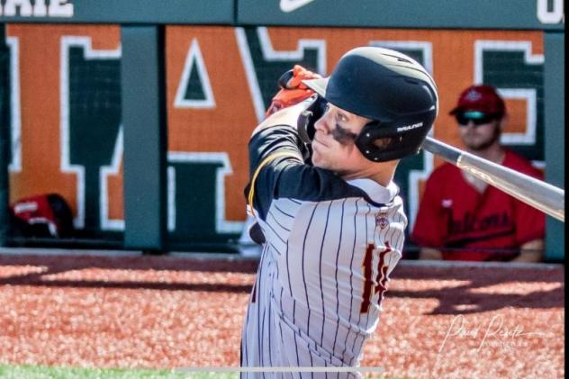Corvallis Knights outfielder Briley Knight