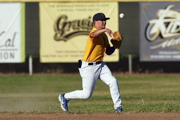 Chris Fornaci of the Vallejo Admirals