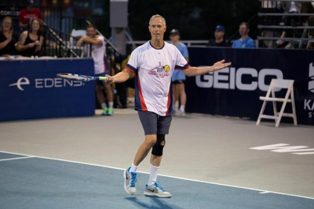 Congressman Jared Huffman pulled off the comeback of the match to score a win for bipartisanship