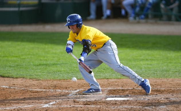 Andrew Ely of the Sioux Falls Canaries