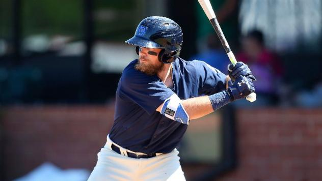 Mobile BayBears outfielder Brandon Marsh