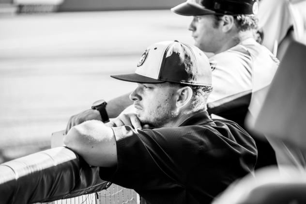 Duluth Huskies Field Manager Marcus Pointer