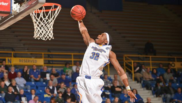 Brent Arrington with Morehead State University