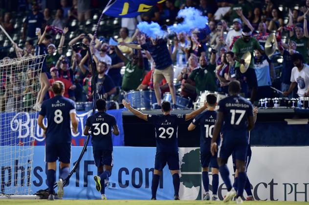 Memphis 901 FC and its fans