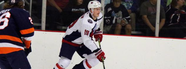 South Carolina Stingrays forward Cameron Askew