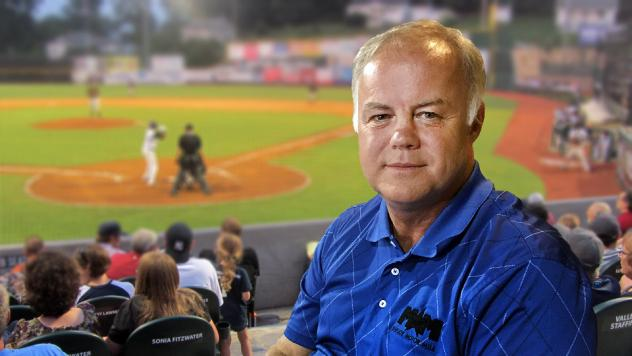 Calfee Park Baseball owner David Hagan