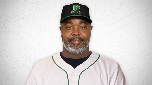 Dayton Dragons Manager Gookie Dawkins