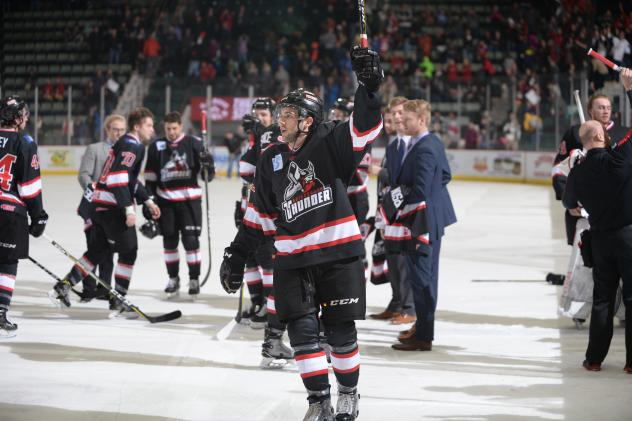 Adirondack Thunder forward Shane Conacher