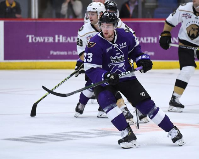 Reading Royals forward Pascal Laberge