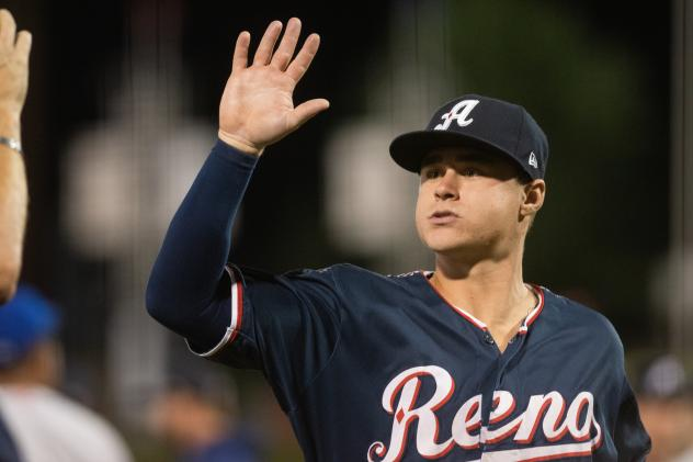 Reno Aces INF Andy Young