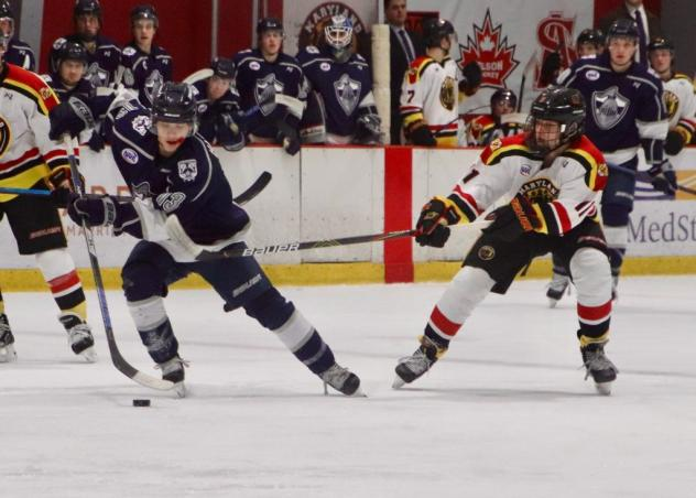 Wilkes-Barre/Scranton Knights vs. the Maine Black Bears