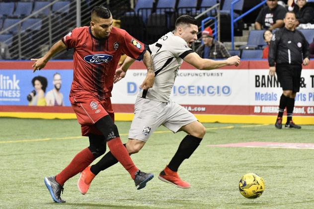 Ontario Fury in action