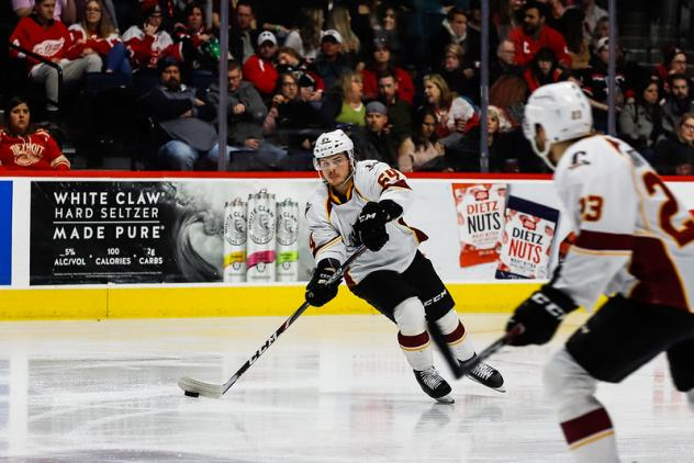 Cleveland Monsters right wing Trey Fix-Wolansky