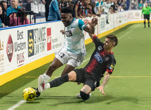 Ontario Fury vs. the St. Louis Ambush