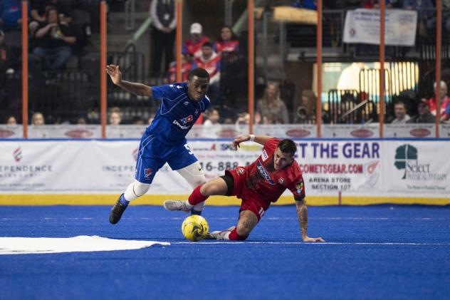 Kansas City Comets vs. the Ontario Fury