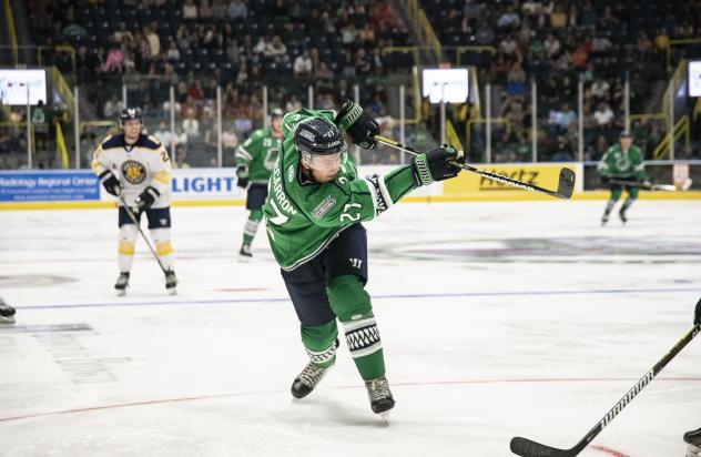 Florida Everblades defenseman Patrick McCarron
