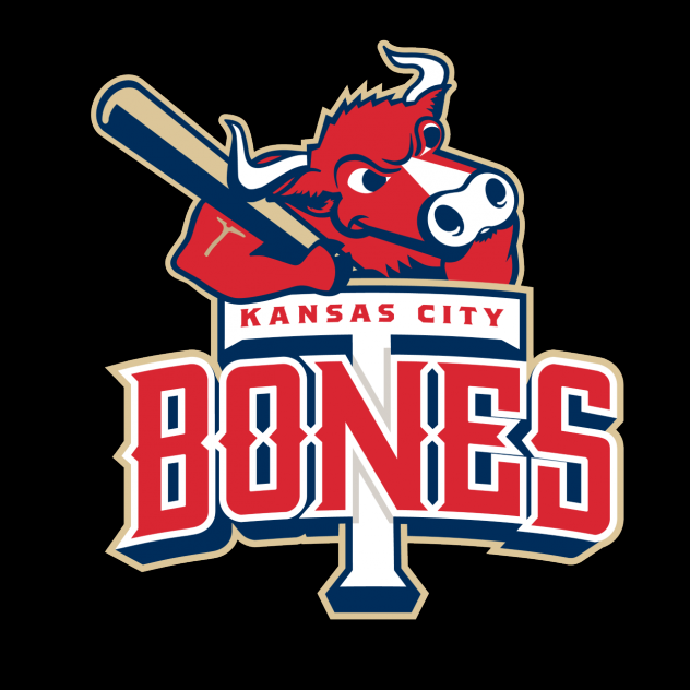 Kansas City T-Bones primary logo