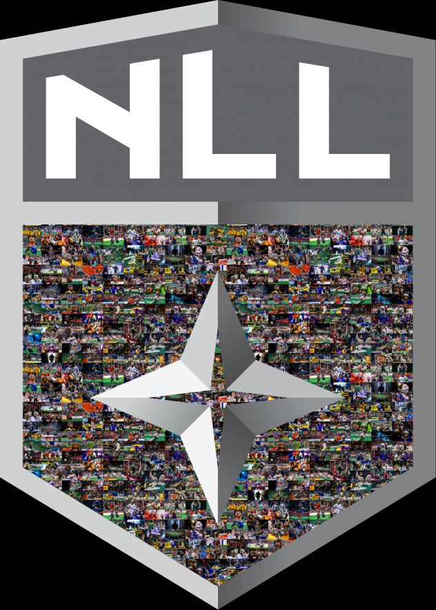 Temporary NLL logo