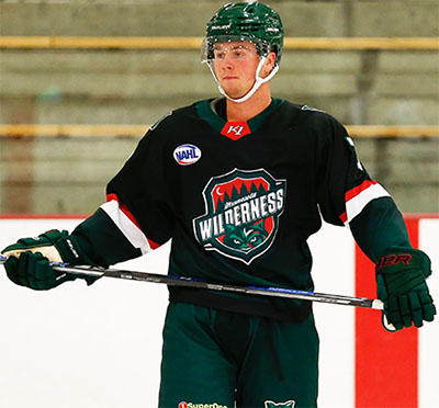 Minnesota Wilderness defenseman Ryan Nelson