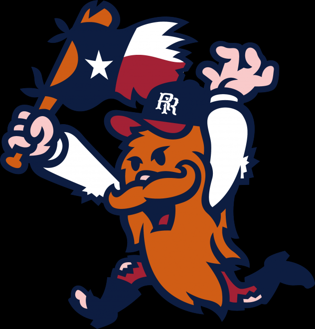 Round Rock Hairy Men logo