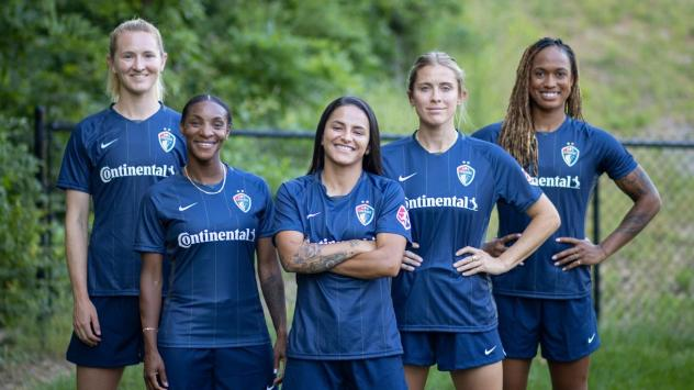 NC Courage Two-Star 2020 Kits