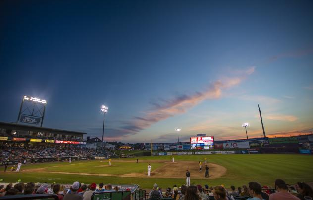 Clipper Magazine Stadium, home of the Lancaster Barnstormers