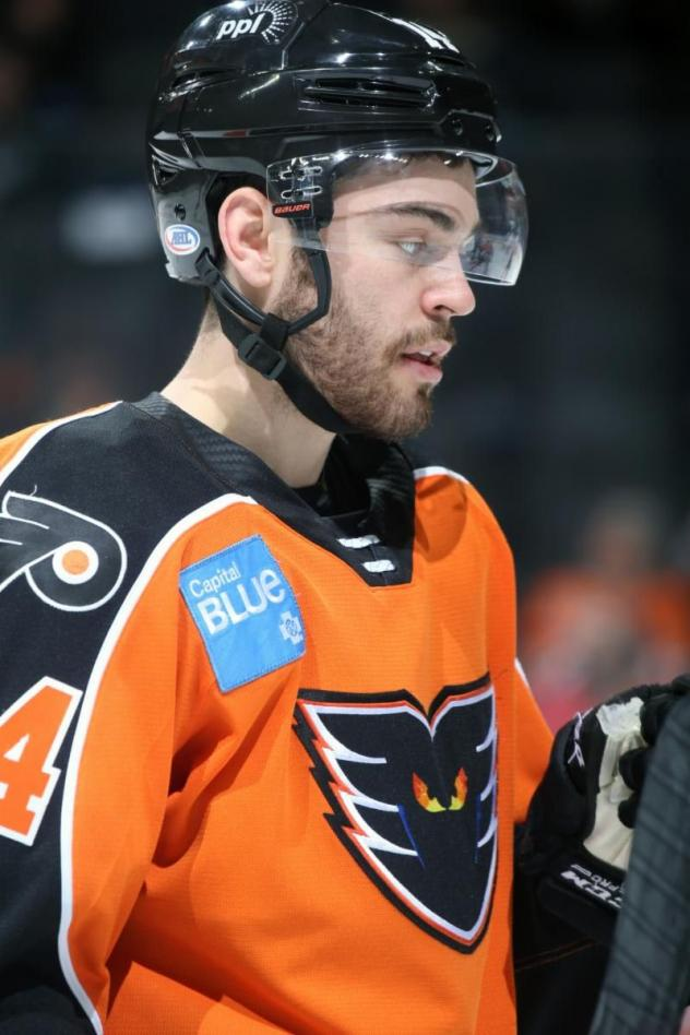 Lehigh Valley Phantoms defenseman Mark Friedman