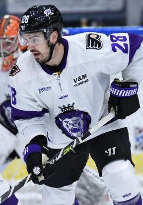 Ralph Cuddemi with the Reading Royals